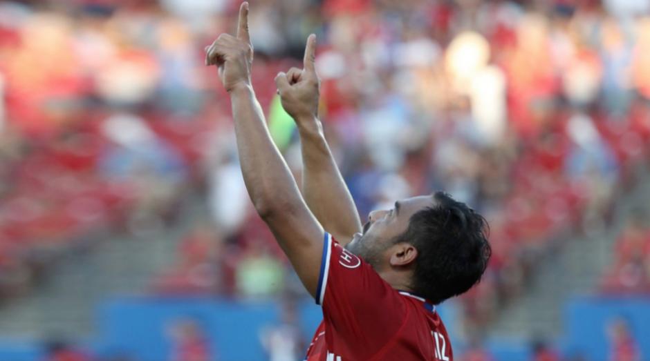 Ruiz ya marcó un golazo esta temporada. (Foto: FC Dallas)