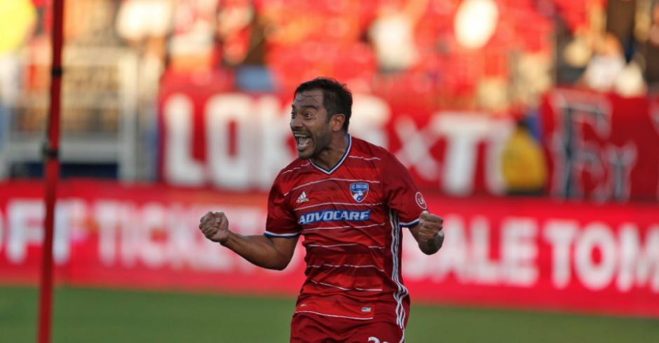 Carlos Ruiz está en su segunda etapa con el FC Dallas. (Foto: FC Dallas)