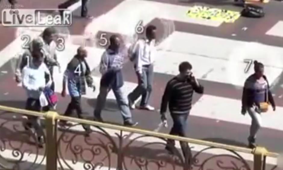 La forma de operar de unos ladrones callejeros en Brasil se ha convertido en una alerta para todos