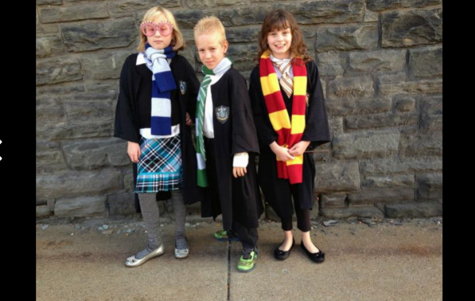 Los personajes de Harry Potter también se venden muy bien. (Foto: Pinterest.com)