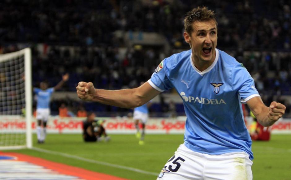 El alemán jugó con la Lazio por última vez. (Foto: Gazzetta.it)