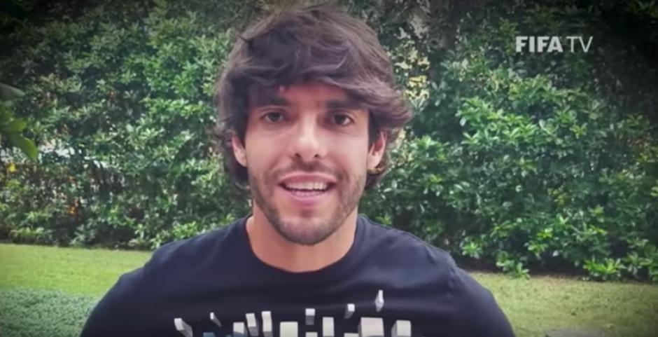 Kaká, el último en ganar el Balón de Oro que no fuera CR7 o Messi. (Captura de Pantalla)