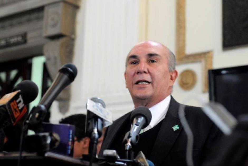 El pleno también decidió no aceptar la petición de retiro de inmunidad contra el titular del Legislativo, Mario Taracena. (Foto: Archivo/Soy502)