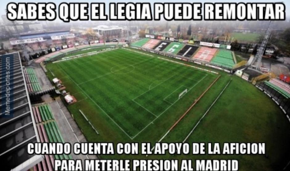 Lo peor del Real Madrid es que empató sin público rival (MemeDeportes)