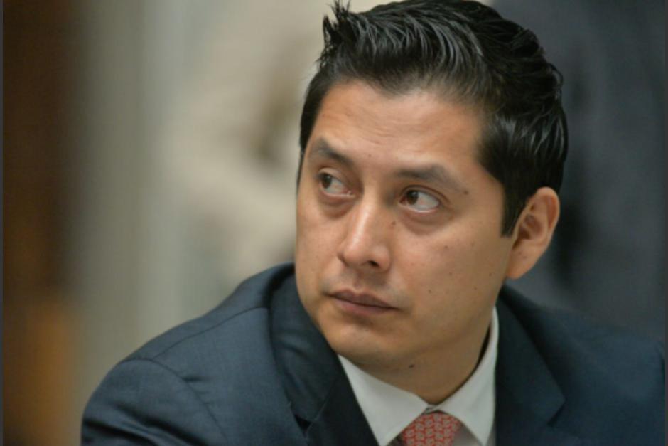 El abogado Mario Cano presentó un incidente para devolver el edificio y la documentación de la sociedad Valser. (Foto: Archivo/Soy502)