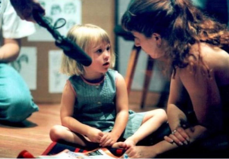 Mary tenía 5 años de edad cuando grabó para Disney y Pixar. (Foto: Instagram)