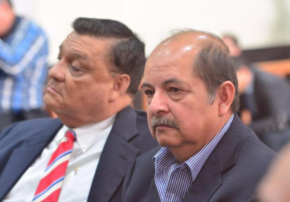 Entre los exdiputados señalados está Alfredo Rabbé y Carlos Herrera. (Foto: Archivo/Soy502)