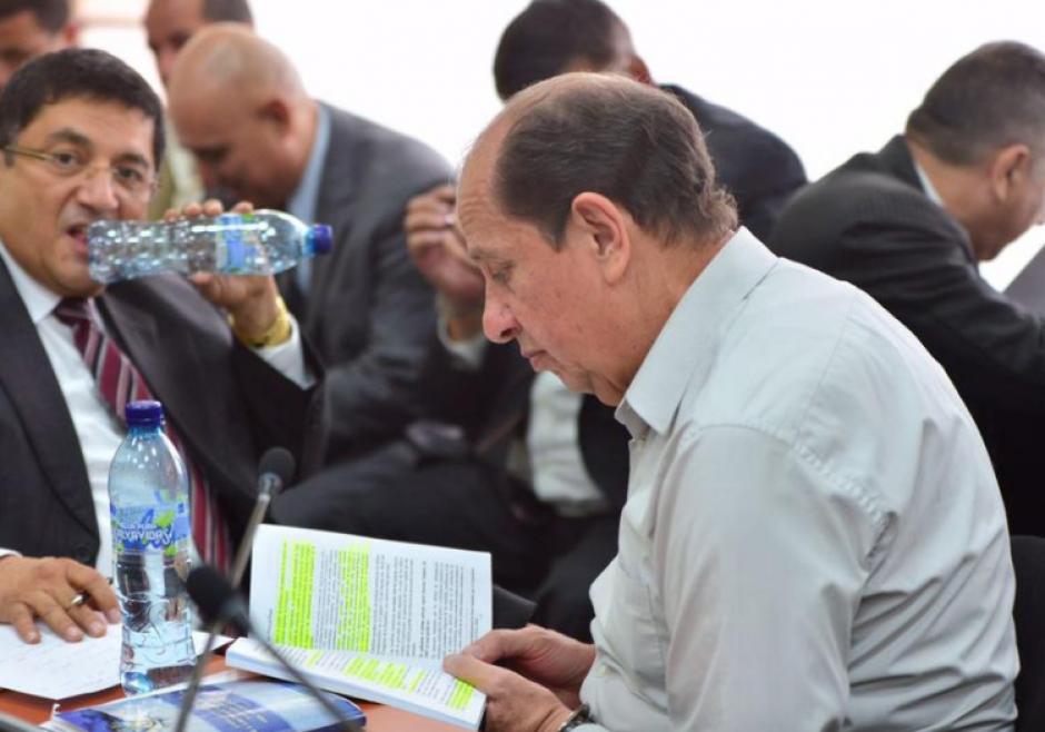 El exdirector del Congreso, Luis Mijangos, es otro de los funcionarios contra los que se presentó acusación. (Foto: Archivo/Soy502)