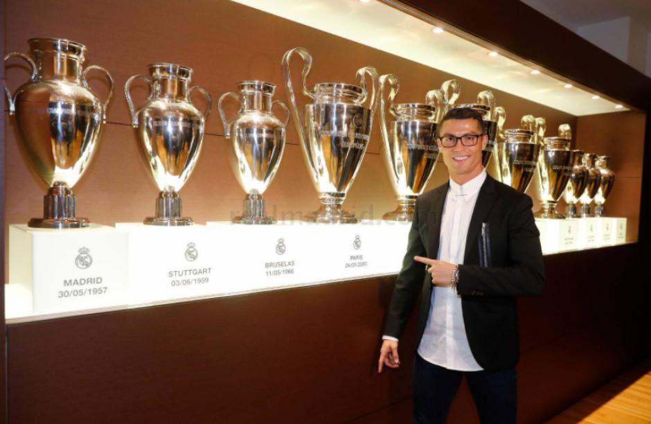 Cristiano aseguró que quiere jugar hasta los 41 años. (Foto: Real Madrid)