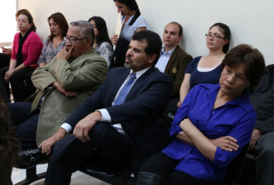 El expresidente del Bantrab fue ligado a proceso penal por lavado de dinero, asociación ilícita y peculado. (Foto: Alejandro Balán/Soy502)