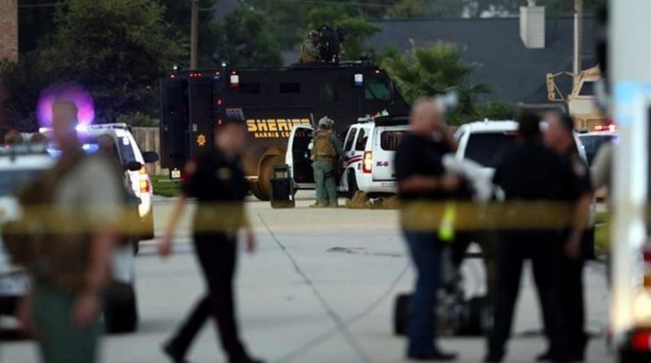 El tiroteo dejó al menos cuatro heridos. (Foto: huffingtonpost)