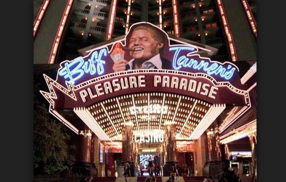En la película de Volver al Futuro II se muestra esta imagen que muchos señalan es una representación de la realidad. (Foto: pinterest.com)