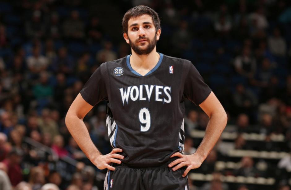 Ricky Rubio, español y estrella de los Minnesota Timberwolves. (Foto: Fox Sports)