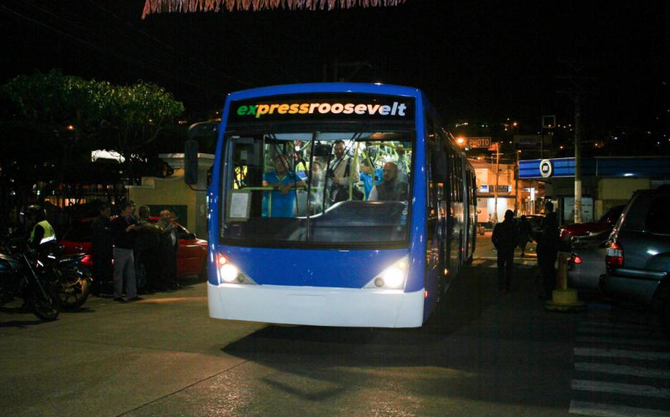 El proyecto formará parte del nuevo transporte de Mixco y Guatemala. (Foto: Facebook/Neto Bran)