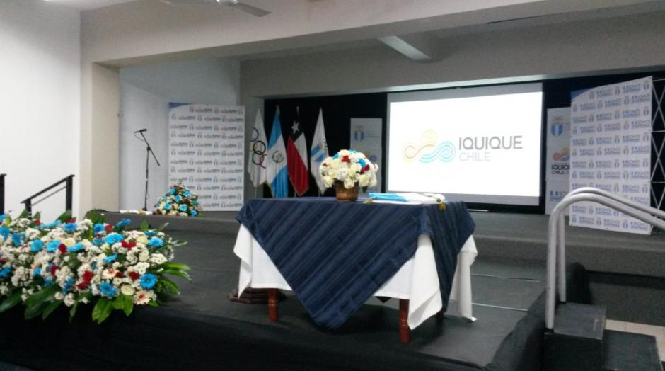 Los Juegos se llevarán a cabo en Iquique. (Foto: COG)
