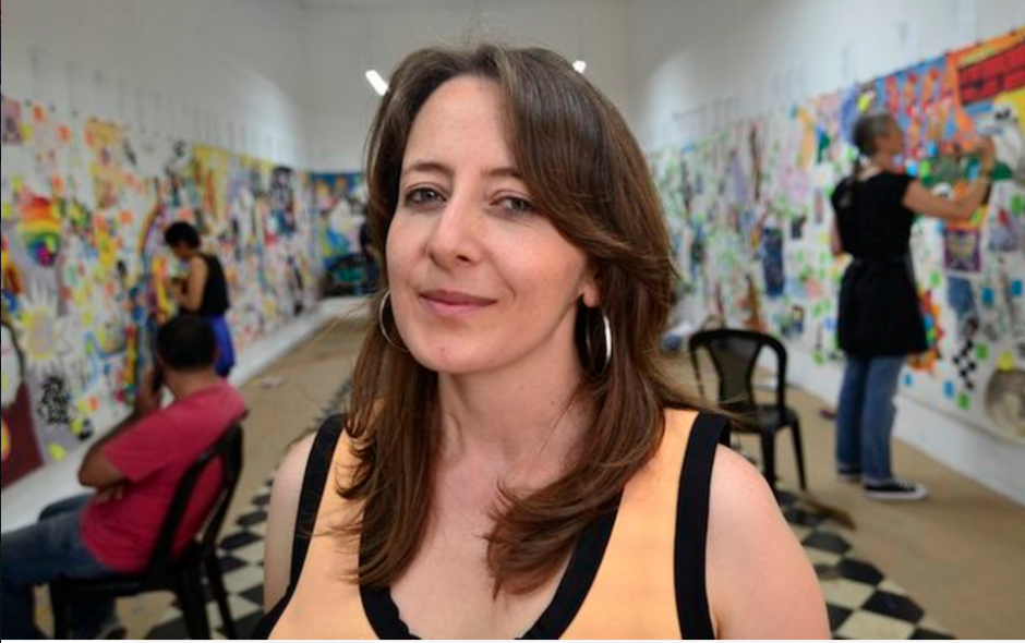 """Vania Vargas, la escritora del libro para niños """"Los habitantes del aire"""". (Foto: Archivo/Soy502)"""