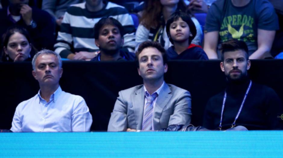 El técnico y el defensor son aficionados del tenis. (Foto: AS.com)