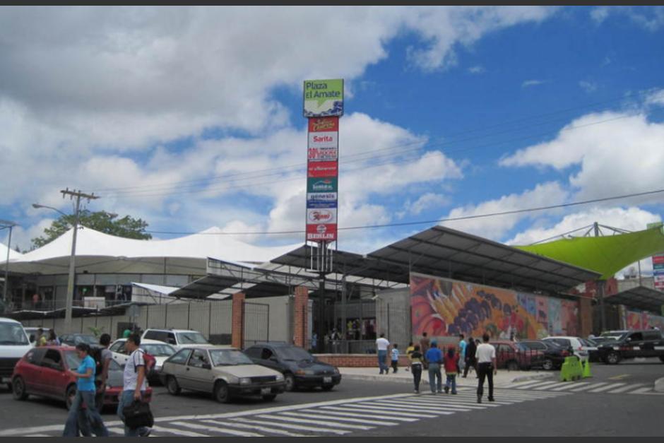 La Municipalidad planea construir una nueva plaza para comercio popular. (Foto: Municipalidad de Guatemala)