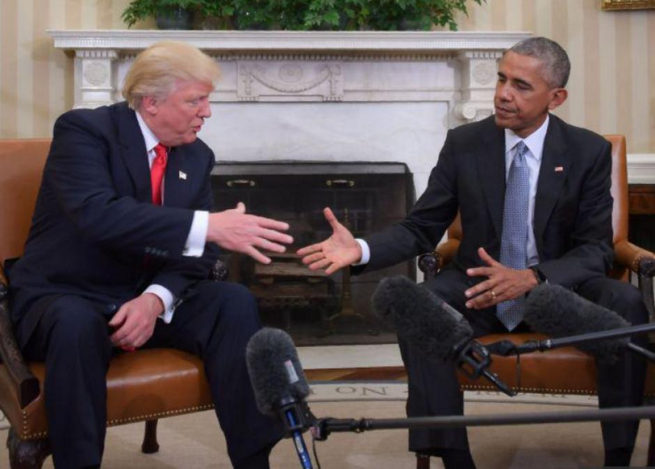 La semana pasada ambos se reunieron por primera vez. (Foto: AFP)