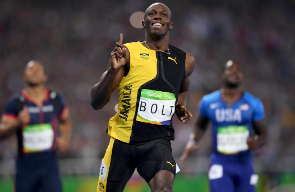 El jamaicano ve al fútbol como su otra pasión. (Foto: AFP)