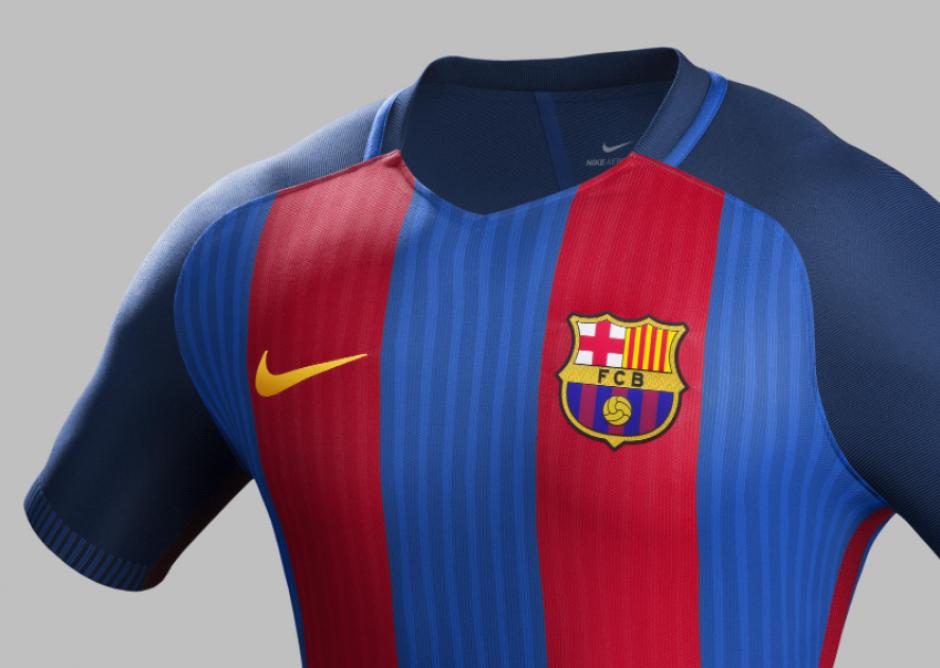 El Barça inició la temporada sin patrocinador. (Foto: Nike)