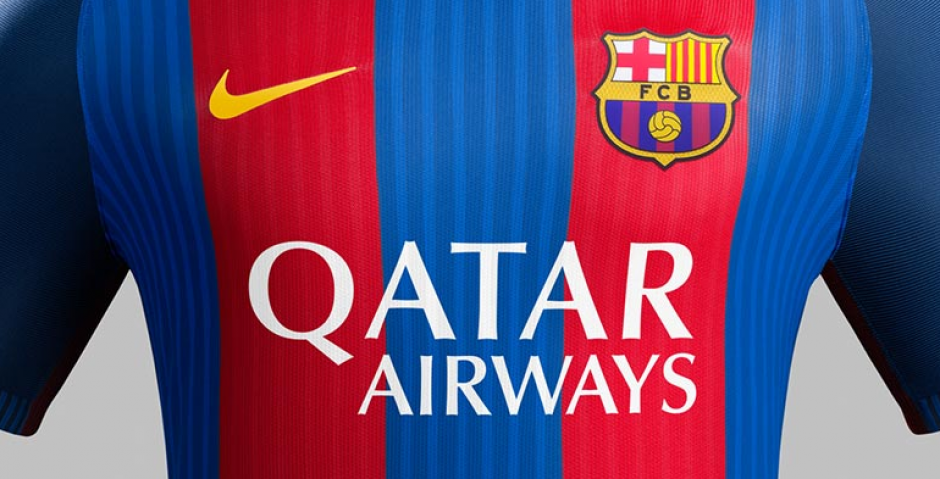 A última hora firmaron por un año con Qatar Airways. (Foto: Nike)