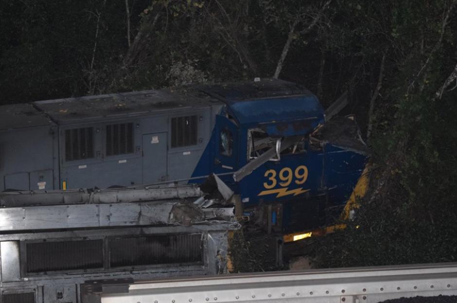 Las autoridades investigan el hecho. (Foto: Marion County Fire Rescue)