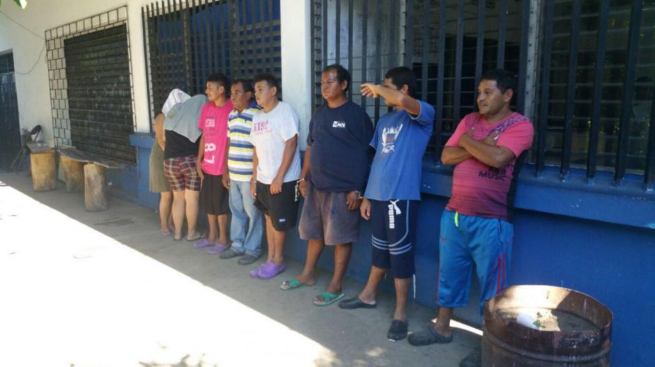 39 personas fueron capturadas en los operativos. (Foto: diario1.com)