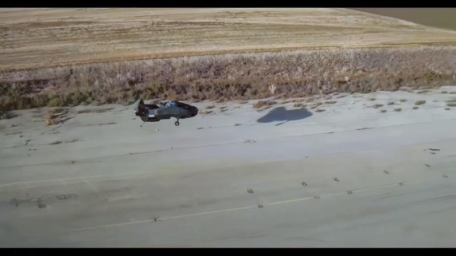En los próximos meses se empezará con una producción masiva del Cormorant. (Imagen: captura YouTube)