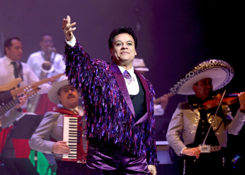 Las producciones discográficas de Juan Gabriel se han disparado desde su partida. (Foto: Univisión)