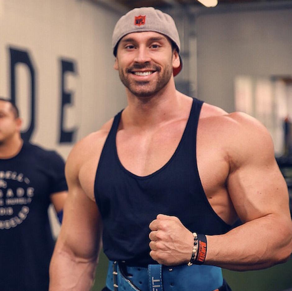 El autor es Bradley Martyn, rey del fitness en los Estados Unidos. (Foto: BradleyMartyn.com)