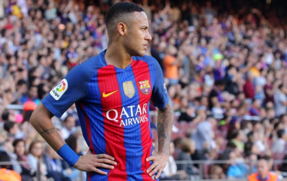 Neymar está a una amarilla de la suspensión. (Foto: Sport)