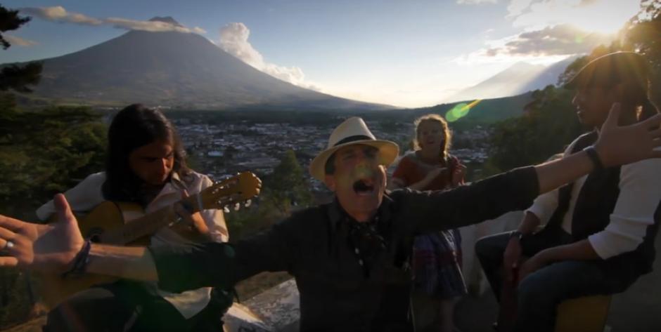 Artista de España, Estados unidos y Guatemala se unen en una linda canción. (Foto: Youtube)