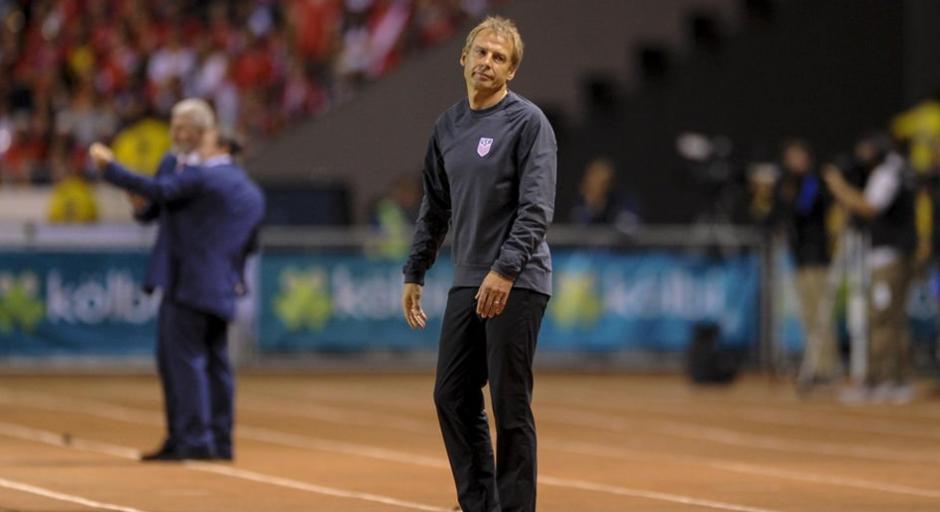 Jürgen Klinsmann inició con mal pie en la Hexagonal y lo pagó. (Foto: US Soccer)