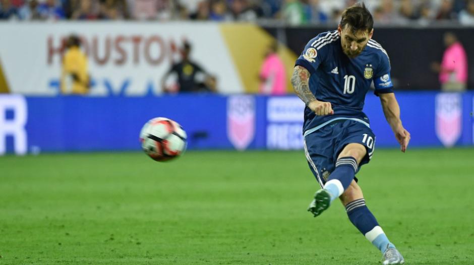 El gol de Messi contra Estados Unidos está en la lista. (Foto: USAToday)