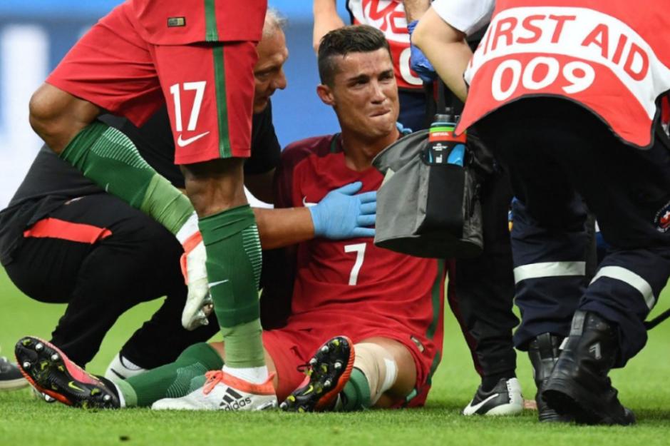 Después de la final estuvo casi tres meses de baja. (Foto: AFP)