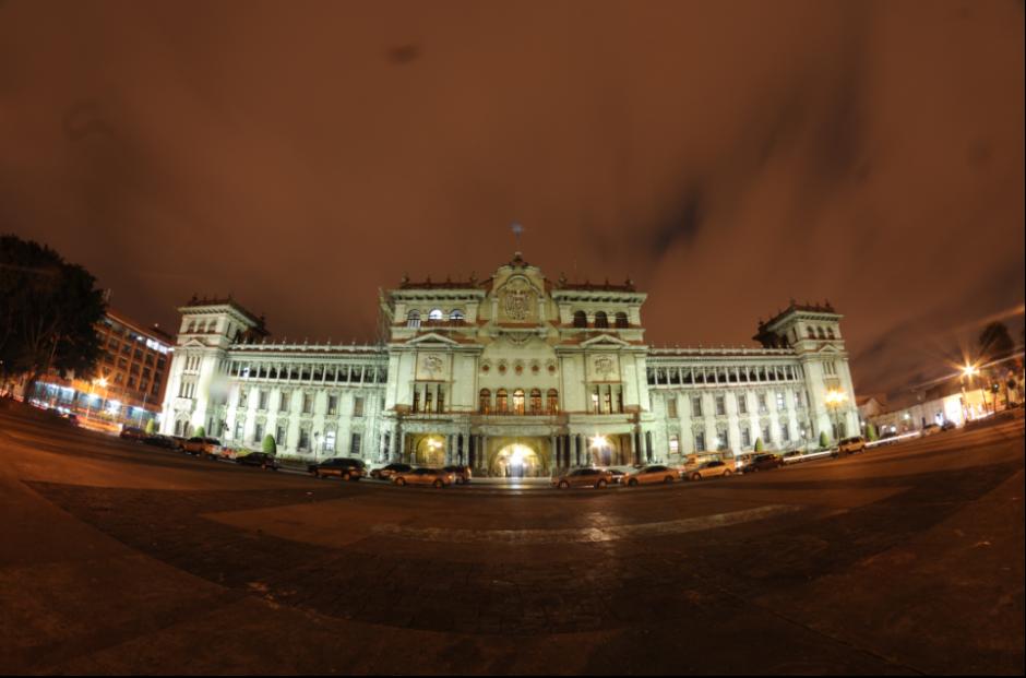 La actividad se realizó el martes pasado en el Palacio Nacional. (Foto: Archivo/Soy502)