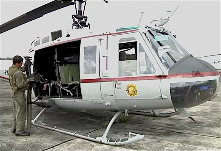 Los helicópteros fueron donados por Estados Unidos. (Foto: Gobierno de Guatemala)