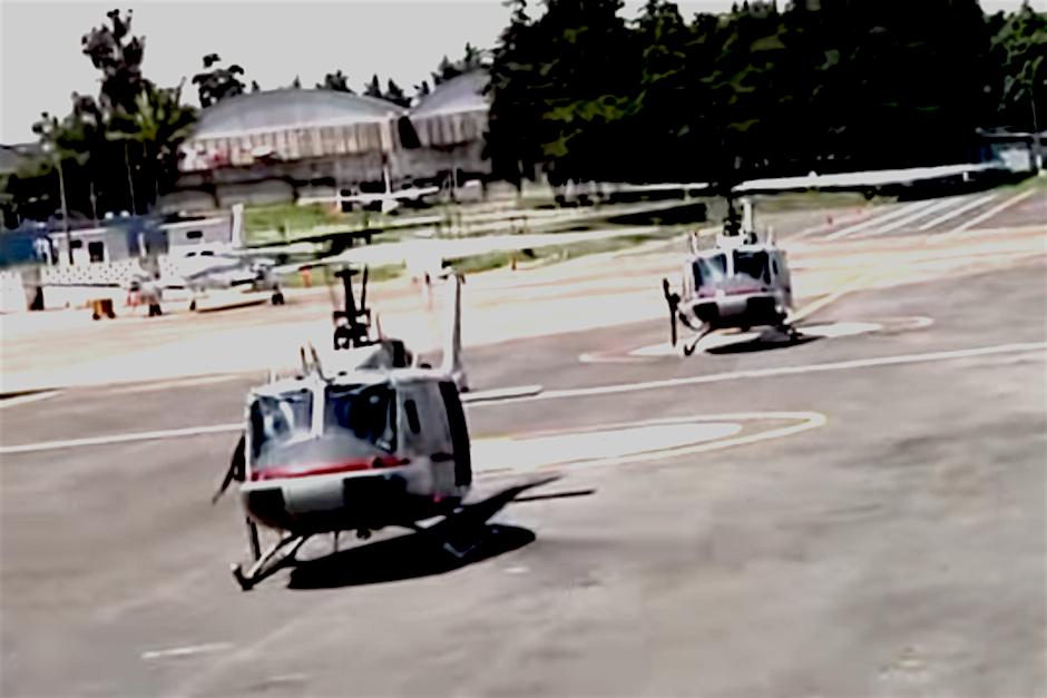 Estos son utilizados en operativos de combate contra el narcotráfico. (Foto: Gobierno de Guatemala)