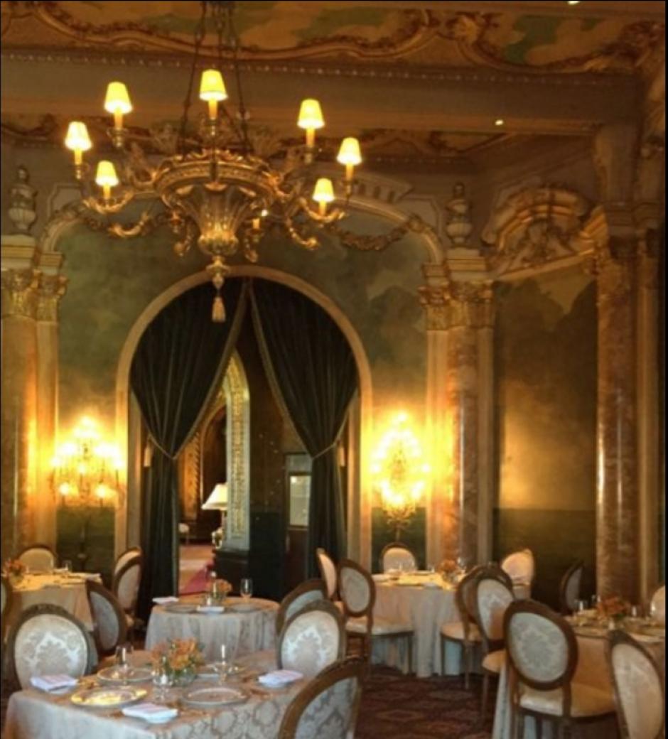 El lugar ha sido convertido en un club privado por el magnate de Manhattan. (Foto: rpp.pe)