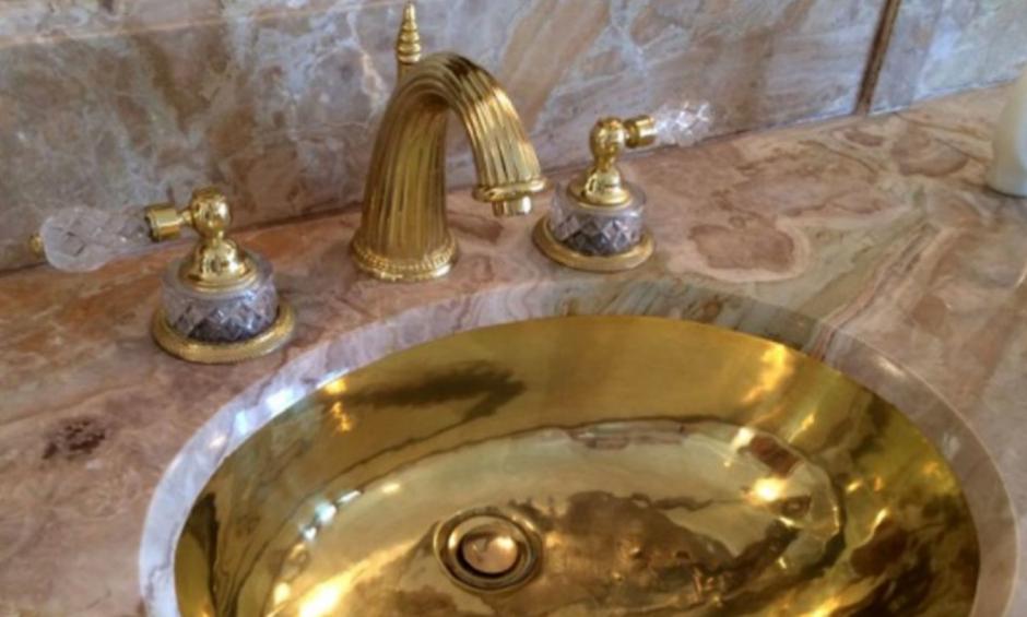 La residencia cuenta con lujosos detalles. (Foto: rpp.pe)