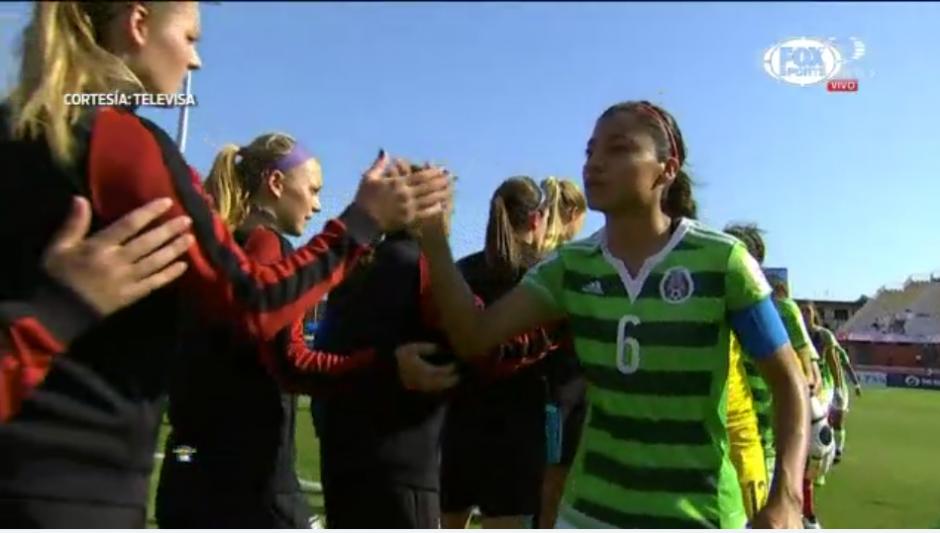 Las estadounidenses avanzaron a las semifinales contra Corea del Norte. (Captura Video)