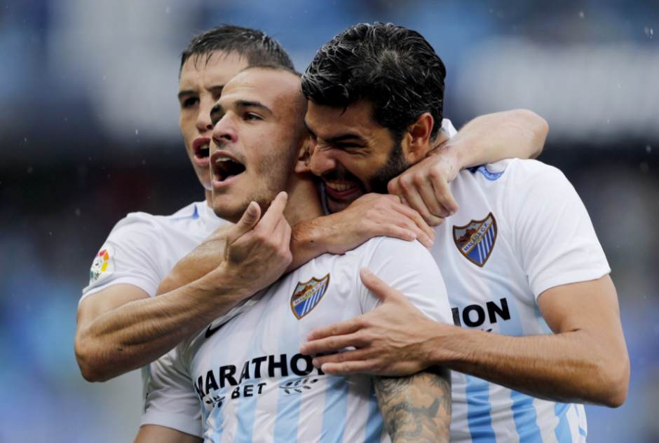 El español es un ídolo en Málaga. (Foto: La Liga)