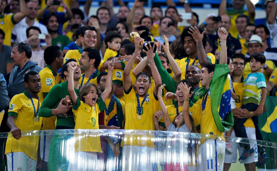 Brasil fue el último campeón, en 2013. (Foto: ESPN)