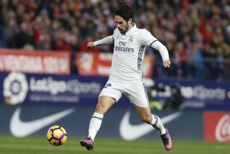 Isco necesitó 9 minutos para asombrar al Bernabéu. (Foto: AFP)