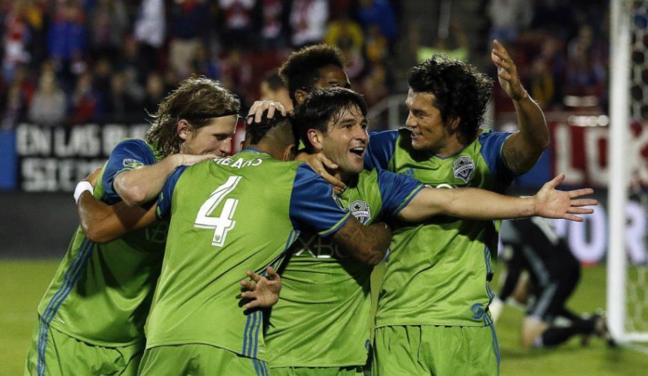 Los Sounders están en su primera final. (Foto: AFP)