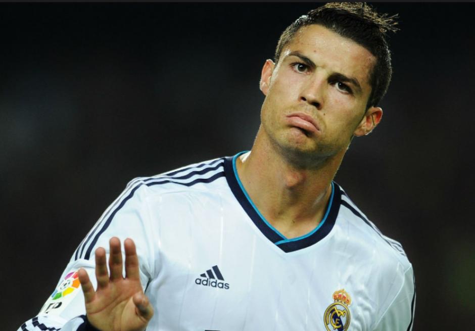 Cristiano Ronaldo va con muchas ganas al Camp Nou. (Foto: AS)