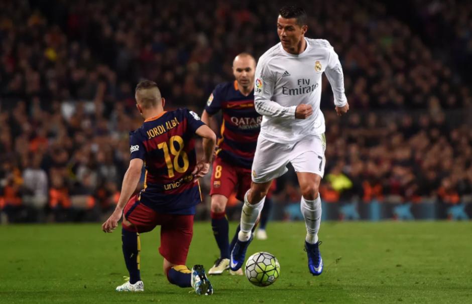 Imagen de la última vez que se vieron: ganó el Real Madrid 2-1 (Foto: AS)