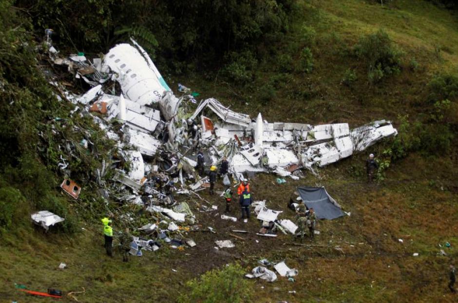 Toma de la zona de la tragedia. (Foto: Independent.uk)