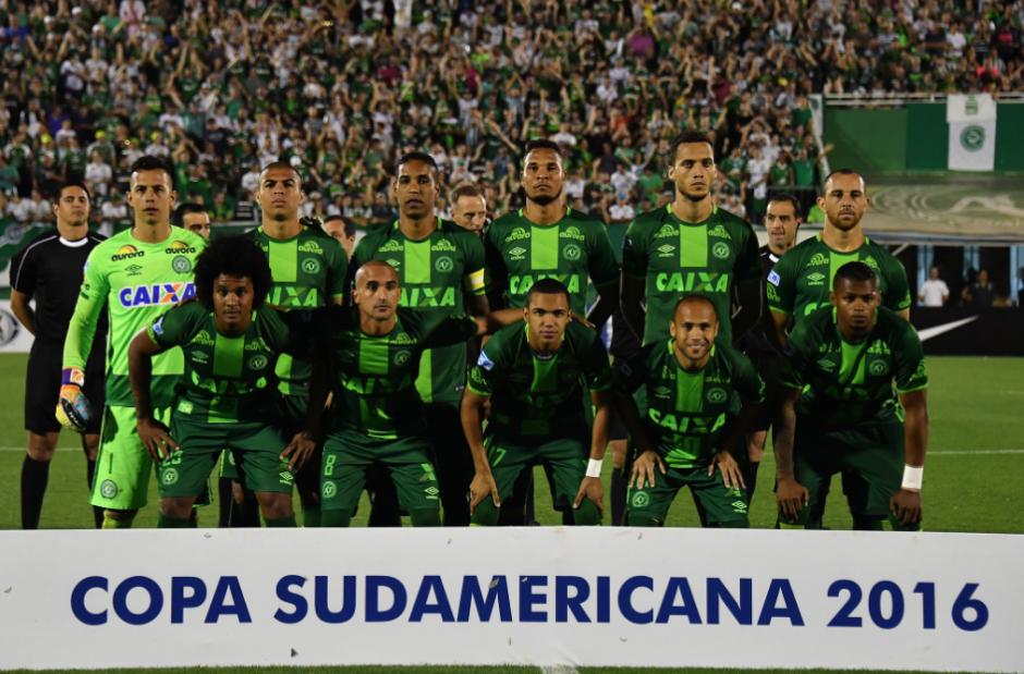 El Chapecoense viajaba para jugar la final de la Sudamericana. (Foto: Marca)